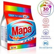 Стиральный порошок «Мара» для цветного, 4в1, 3 кг.