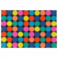 Придверный коврик «Рорслев» разноцветный, 40x60 см.