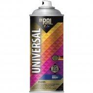 Краска-эмаль универсальная «Inral» 7024, 400 мл. серый глянц.