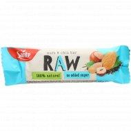 Фруктовый батончик «Raw» с орехами и семенами чиа, 35 г.