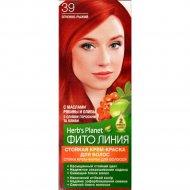Крем-краска для волос «Фито линия Herb's Planet» тон 39.