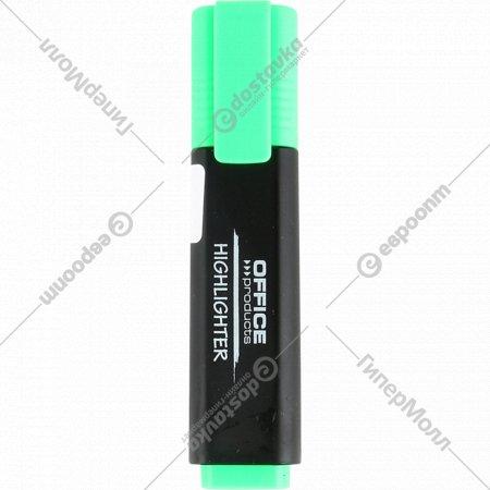 Маркер текстовый «OP» зеленый.