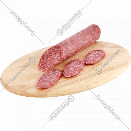 Колбаса «Степановская» сыровяленая, 1 кг., фасовка 0.13-0.23 кг