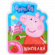 Сладкая шипучка «Pepa Pig» со вкусом клубники, 5 г