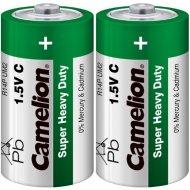 Комплект батареек «Camelion» R14P-SP2 green, 1661, 2 шт