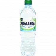 Вода питьевая «Praleska» негазированная, 0.5 л.