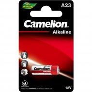 Батарейка «Camelion» Mercury Free, А23-BP1, 12827