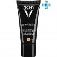 Тональный флюид «Vichy» Dermablend, песочный, тон 35, 30 мл