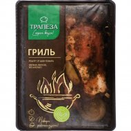 Шашлык из свинины «Особый в луковом маринаде» трумф, охлажденный, 1 кг., фасовка 0.7-1.2 кг