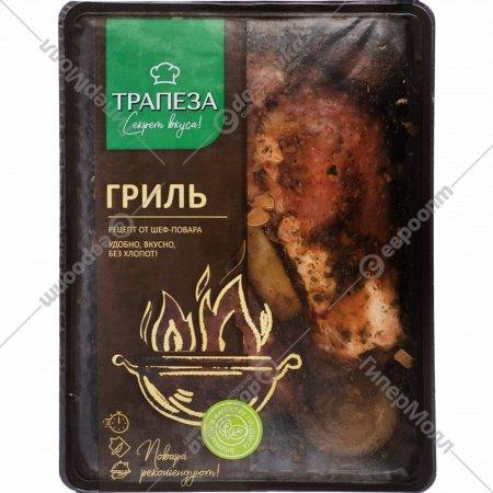 Шашлык из свинины «Особый в луковом маринаде» трумф, охлажденный, 1кг., фасовка 0.9-1.2 кг