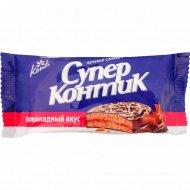 Печенье-сэндвич «Супер Контик» шоколадный вкус, 100 г.
