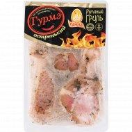 Голень цыпленка-бройлера «Гурмэ» в маринаде, замороженная, 1 кг., фасовка 0.6-0.8 кг