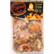 Крыло цыпленка-бройлера «Гурмэ» в маринаде, замороженное, 1 кг., фасовка 0.9-1 кг