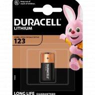 Батарейка «Duracell» High Power CR123, 3В