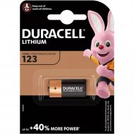 Батарейка «Duracell» High Power CR123, 3В