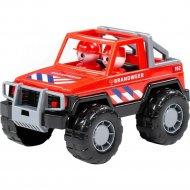 Автомобиль-джип пожарный «Сафари».