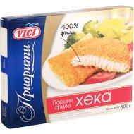 Филе хека «VICI» порционное, замороженное, 300 г