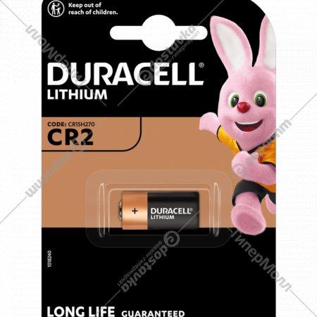 Элемент питания «Duracell» 1 шт.