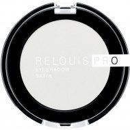 Тени для век «Relouis» Pro Eyeshadow Satin, тон 31, 3 г.