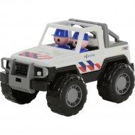 Автомобиль-джип полиция «Сафари».