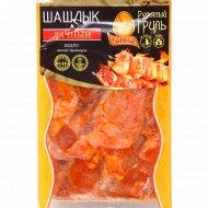Полуфабрикат из мяса цыпленка «Шашлык дачный» замороженный, 1 кг.