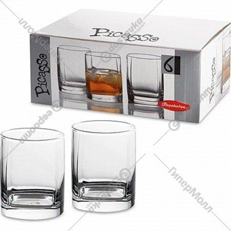Комплект стаканов «Пикассо» 275 мл, 6 шт.