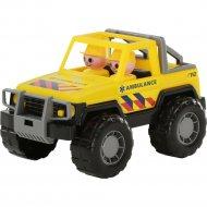 Автомобиль-джип скорая помощь «Сафари».