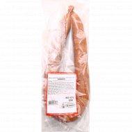 Колбаса копчено-вареная «Королевская» высший сорт, 1 кг., фасовка 0.5-0.6 кг