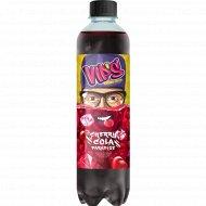 Напиток безалкогольный газированный «Vip's» Черри-кола, 0.5 л.