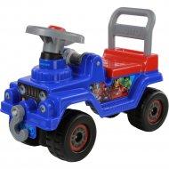 Автомобиль-каталка джип Marvel «Мстители».