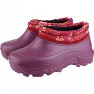 Обувь женская «ЭВА» с надставкой, размер 36.