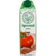 Сок «Одесский» томатный с мякотью, 950 мл.