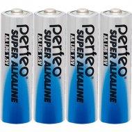 Батарейка «Perfeo» Super Alkaline, LR6/4SH, PF LR6/4SH
