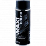 Грунт-аэрозоль «Maxi color» черный, 400 мл.