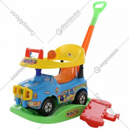 Автомобиль джип-каталка «Викинг» многофункциональный.