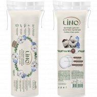 Диски ватные «Lino» хлопко-льняные 100 шт.