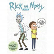 Книга «Rick and Morty. Артбук».