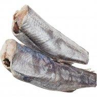 Рыба «РыбаХит» путассу южная, без головы, мороженая, 1 кг., фасовка 0.9-1.2 кг