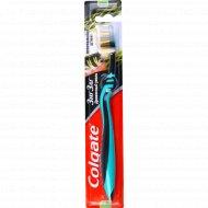 Зубная щетка «Colgate» зиг-заг, древесный уголь, 1 шт.