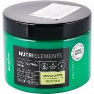 Маска «Nutri elements» для вьющихся волос, 500 мл