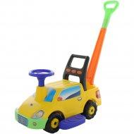 Автомобиль-каталка «Пикап» с ручкой.
