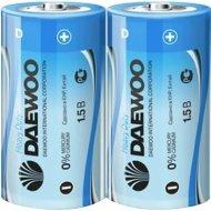Комплект батареек «Daewoo» Heavy Duty R14 SP2, 2 шт
