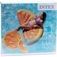 Матрас надувной «Intex» Апельсин, 178x85 см.