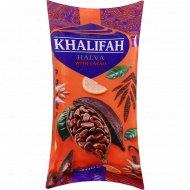 Халва подсолнечная «Халиф» с какао, 200 г.