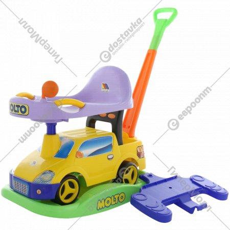 Автомобиль-каталка «Пикап» многофункциональный.