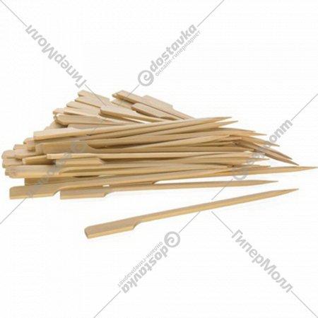 Набор шпажек деревянных 15 см, 50 шт.