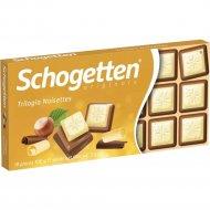 Шоколад «Shogetten» Trilogia 100 г.