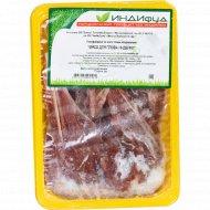 Полуфабрикат из мяса птицы «Мясо для плова индейки» 1 кг., фасовка 0.5-0.8 кг