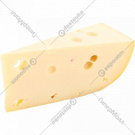Сыр твердый «Мааздам Президент» 48%, 1 кг, фасовка 0.1-0.2 кг