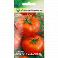 Семена помидоры «Сибирский скороспелый» 20 шт.